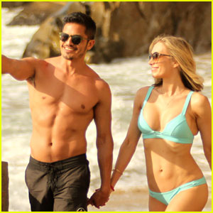 The Good Doctor's Nicholas Gonzalez Bares Buff Body While Shirtless in Mexico!