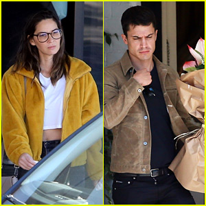 Olivia Munn Spotted with Hunky Spanish Actor Alex Gonzalez