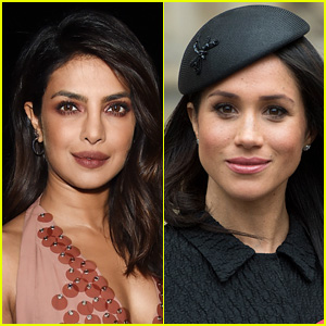 Priyanka Chopra Confirms She's Attending Meghan Markle & Prince Harry's Wedding