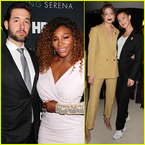 Serena Williams Gets Tons of Support at 'Being Serena' Premiere!