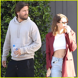 Scott Disick & Girlfriend Sofia Richie Take in the Malibu Beach Views