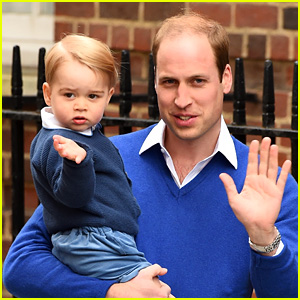 Will Prince George & Princess Charlotte Visit New Baby in Hospital?