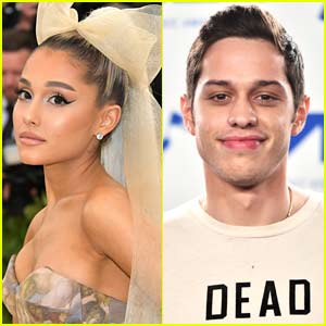 Ariana Grande & SNL's Pete Davidson: New Couple Alert?!?!