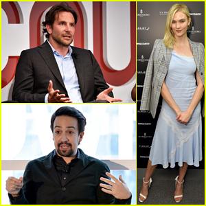 Bradley Cooper, Lin-Manuel Miranda & Karlie Kloss Headline 'Town & Country's Philanthropy Summit 2018!