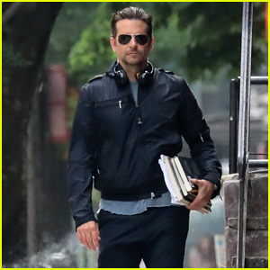 Bradley Cooper Carries Books While Out Running Errands in NYC!
