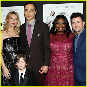 Claire Danes, Jim Parsons, & Octavia Spencer Premiere 'A Kid Like Jake' in New York!