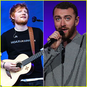 Ed Sheeran & Sam Smith Take The Stage at Day 1 of Radio 1's Biggest Weekend