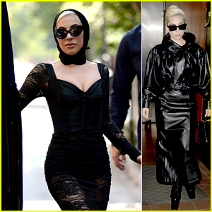 Lady Gaga Looks Glamorous While Stepping Out in NYC!
