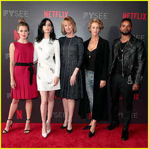 Krysten Ritter Joins Co-Stars at 'Jessica Jones' FYC Screening & Panel!