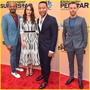 John Legend & Sara Bareilles Talk 'Joy' Of Doing 'Jesus Christ Superstar Live'