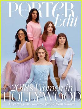 Karen Gillan, Kathryn Newton, & Lilly Singh Discuss Issues Facing Women in Hollywood