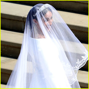 Meghan Markle's Royal Wedding Veil Has a Special Meaning!