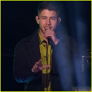 Nick Jonas Debuts 'Anywhere' on 'American Idol' - Watch Now!