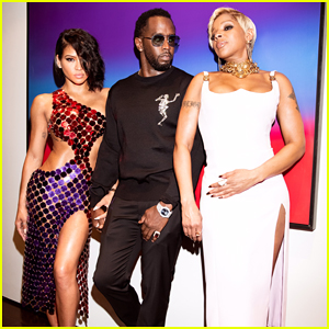 Sean 'Diddy' Combs Unveils CÎROC VS at Met Gala After Party!