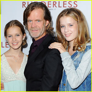 William H. Macy Wants His Daughters to 'Have a Lot of Sex' with No Guilt
