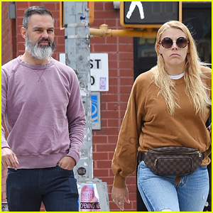 Busy Philipps keeps up her fitness regime as she hits the