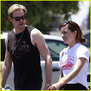 Emma Watson & Chord Overstreet Are Back Together - See the PDA Pics!