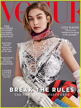 Gigi Hadid Reveals 'Big Guilt' She Felt Coming From 'Privilege'