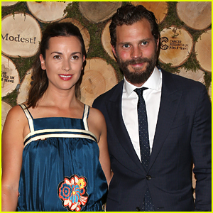Jamie Dornan & Wife Amelia Warner Step Out for Niall Horan's Charity Event!