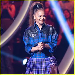 Janet Jackson Praises 'Incredible' Dad Joe Jackson Amid Cancer Reports at RDMAs 2018 (Video)