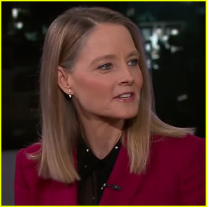 Jodie Foster Opens Up About Getting Into Acting at a Very Young Age - Watch Now!