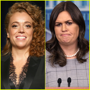 Michelle Wolf Responds to Sarah Huckabee Sanders Getting Kicked Out of Restaurant