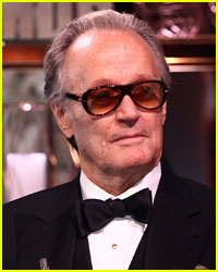 Peter Fonda Says Barron Trump Should Be Put in Cage with Pedophiles