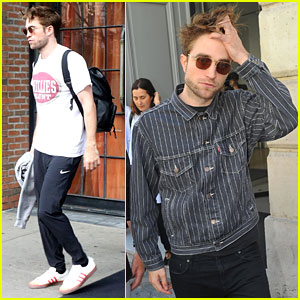 Robert Pattinson Steps Out in Paris as 'Damsel' Hits Theaters!