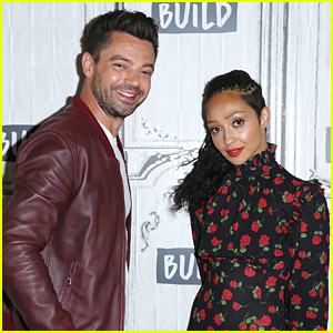Ruth Negga & Dominic Cooper Promote 'Preacher' Season 3 in NYC
