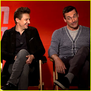 'Tag' Cast Discusses Injuries on Set, Including Jeremy Renner's Two Broken Arms! (Video)