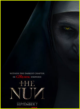 'The Nun' Trailer Has a Jump Scare You Won't Forget - Watch Now!