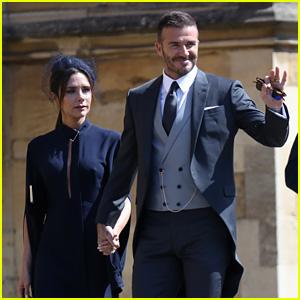 David & Victoria Beckham Address Divorce Rumors
