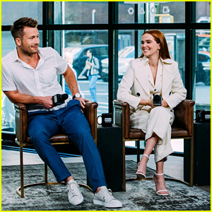 Zoey Deutch Heckled Glen Powell for Being a Bad Kisser - Watch!