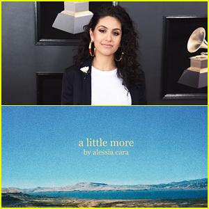 Alessia Cara: 'A Little More' Stream, Lyrics & Download - Listen Here!