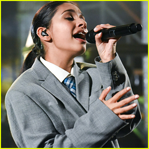 Alessia Cara Performs 'Growing Pains' on 'Late Show' - Watch Now!