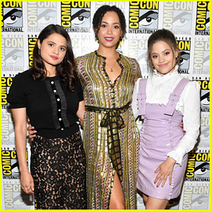 'Charmed' Cast Makes Comic-Con Debut, Asks Fans to Give Reboot a Chance