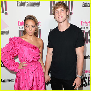 Chloe Bennet & Logan Paul Make Red Carpet Debut After Confirming Their Relationship!