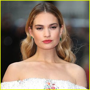 Lily James Won't Return for 'Downton Abbey' Movie - Here's the Reason Why