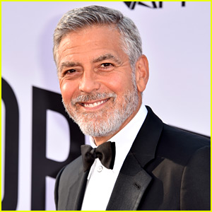 George Clooney Is Back on Set After His Scary Scooter Accident