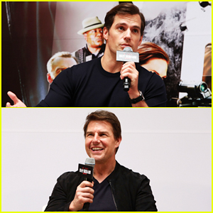 Henry Cavill Says He Was 'Impressed' By Tom Cruise in 'Mission: Impossible - Fallout'!