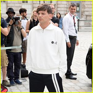 Louis Tomlinson Joins the 'X Factor UK' 2018 Judges Panel!
