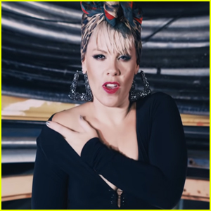 Pink Debuts 'Secrets' Music Video - Watch Here!