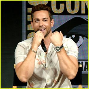 Zachary Levi Unveils Super Fun 'Shazam' Trailer at Comic-Con