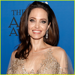 Angelina Jolie Heads to the Movies with Her Kids in LA!
