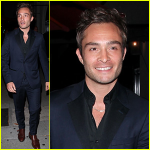 Ed Westwick Photos, News and Videos   Just Jared