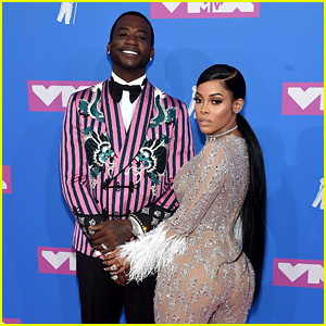 Gucci Mane's Wife Keyshia Joins Him at MTV VMAs 2018