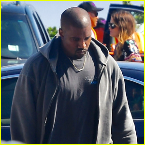 Kanye West Heads to Nobu for a Quick Bite in Malibu!