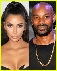 See How Kim Kardashian Responded to Tyson Beckford's Comment About Her Looks
