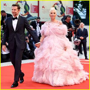 Lady Gaga Stuns at 'A Star Is Born' Venice Film Festival Premiere with Bradley Cooper!