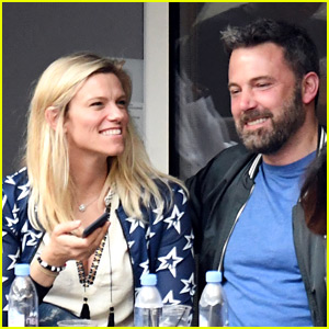 You Have to See Who Ben Affleck's Ex Lindsay Shookus Was Seen Partying With...